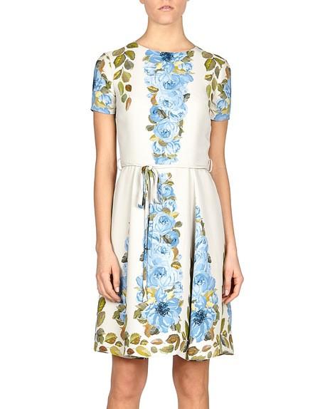 Floral Print Minidress