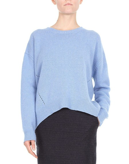 Wool And Cashmere Blend Sweater.