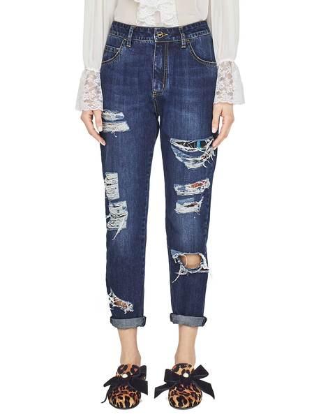 Boyfriend-Jeans Im 5-Pocket-Stil