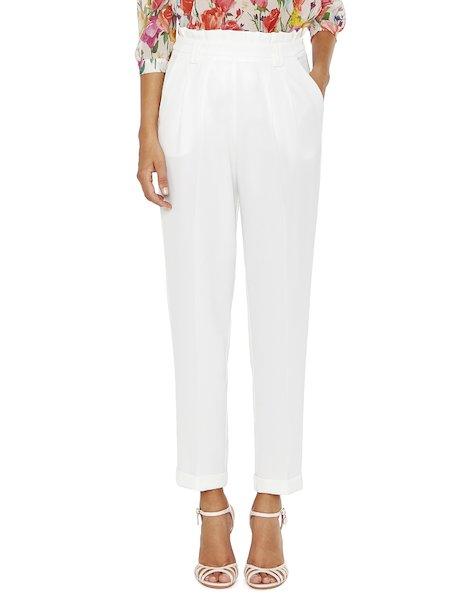 Pantaloni Con Vita Elastica