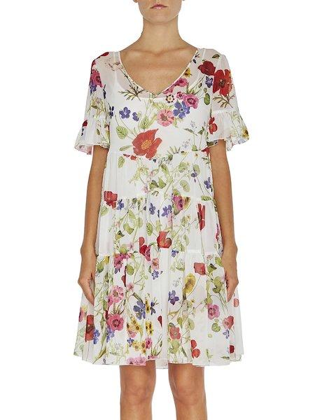 Robe à imprimé floral