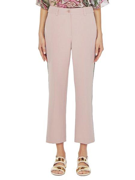Pantalones con franja lateral