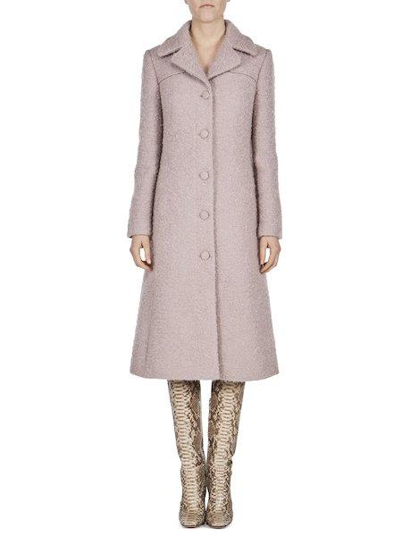 Single-breasted overcoat