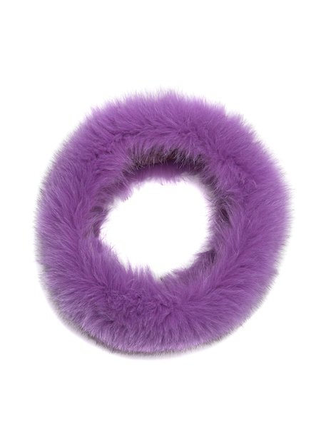 Collar in faux fur