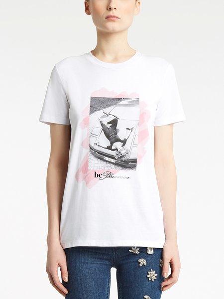 Anna Molinari print T-shirt