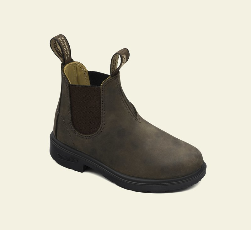 Boots #565 - KIDS - Rustic Brown