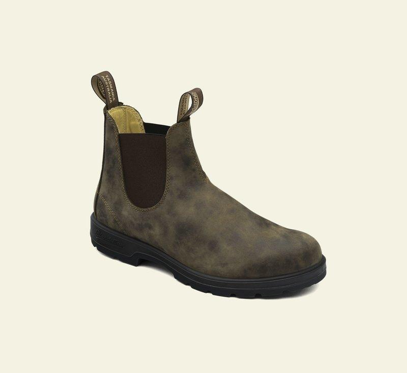 Boots #585 - CLASSICS SERIES - Rustic Crazy Horse