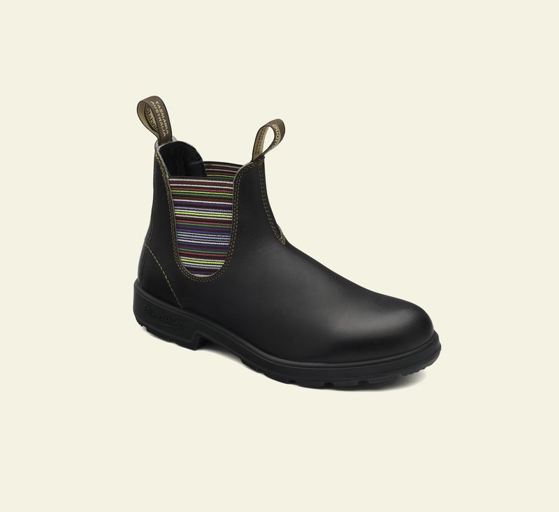 Boots #1409 - ORIGINALS SERIES - Stout Brown & Stripe