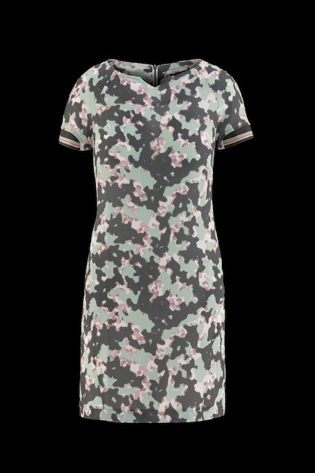 Damen Kleid Camo