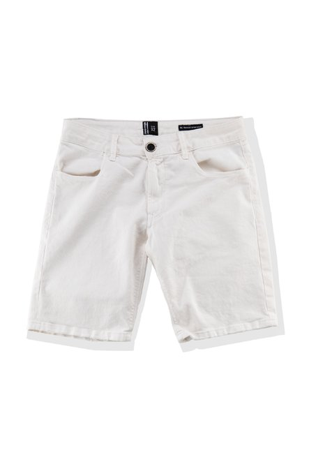 Five pockets shorts