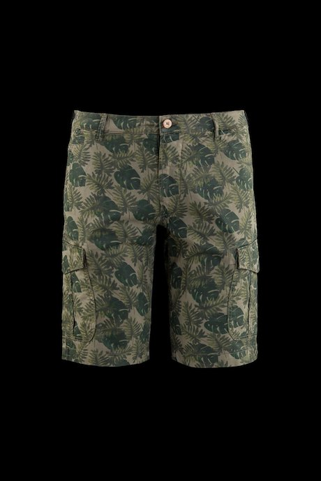 Man's shorts Palms Print