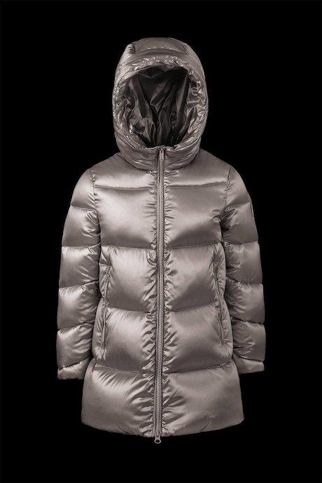 Girl's down jacket