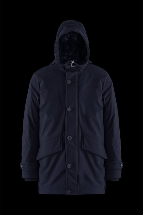 Softshell Padded Parka