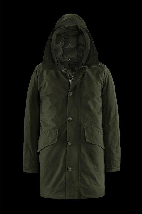625468a731ccf3 Stile militare: giubbotti, giacche, parka e cappotti | Bomboogie®