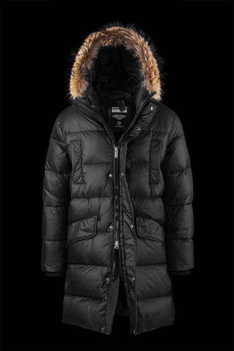 Medium Shiny Long Down Jacket