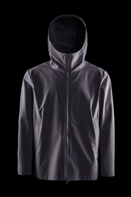 Parka Corto in Softshell