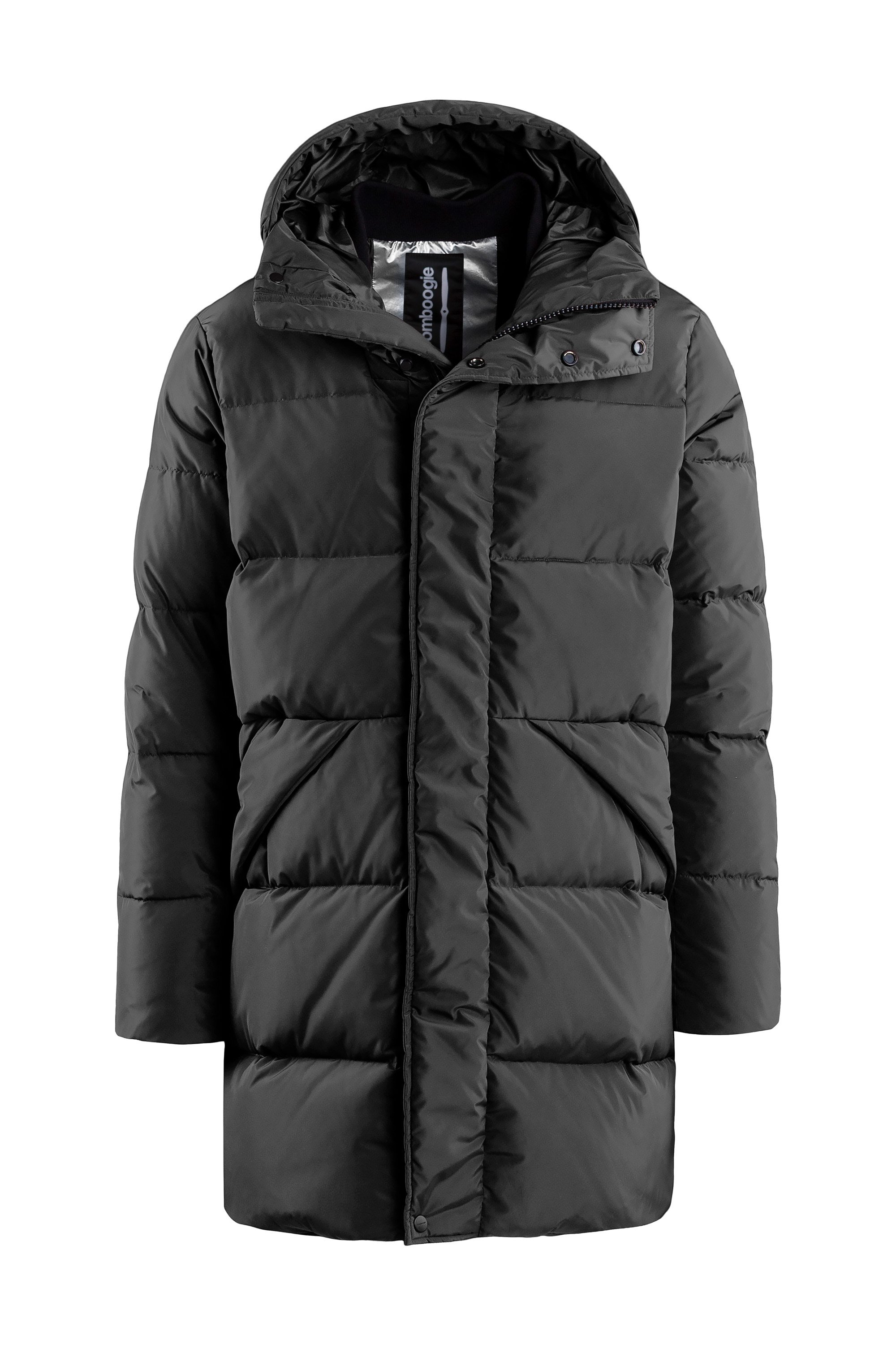 Moscow Recycled material down coat