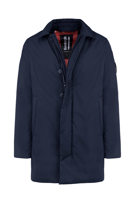 Wasserabweisender Mantel mit recycelter PrimaLoft® -Polsterung