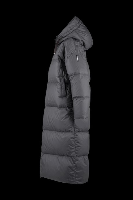 Oversized down jacket