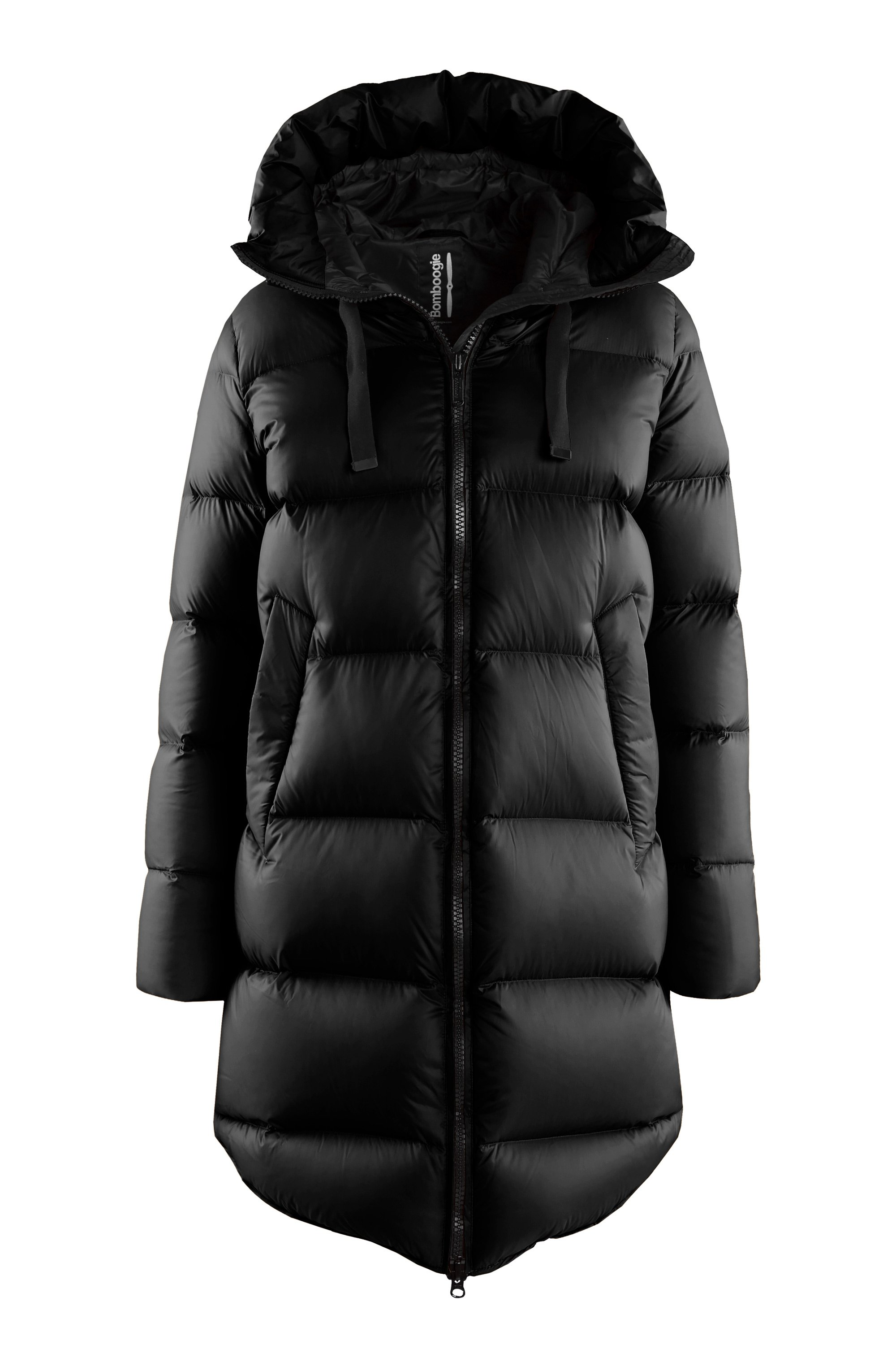 Geneva Long Down Jacket