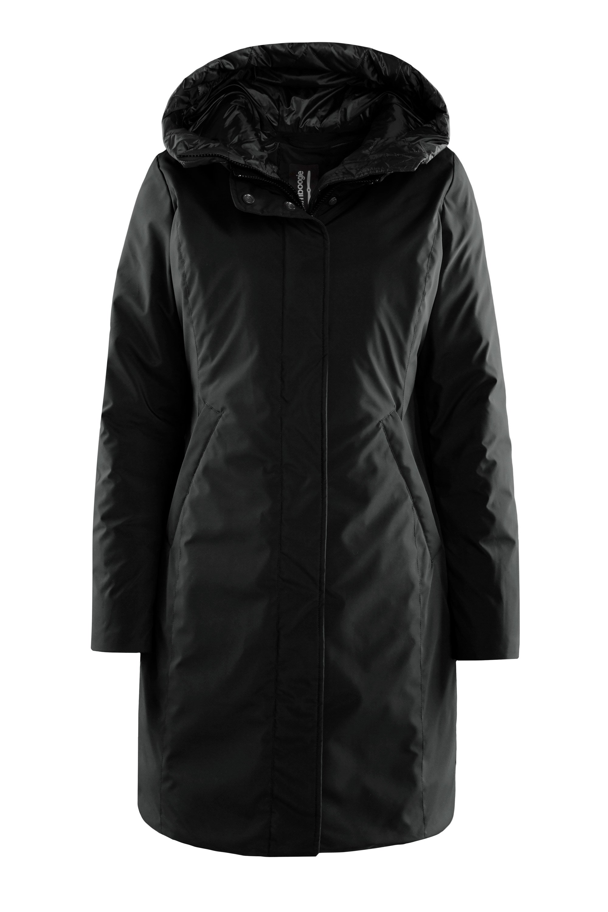 Berna Long Down Jacket