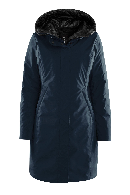 Berna Long Down Jacket