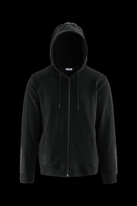 Man's sweatshirt Hood