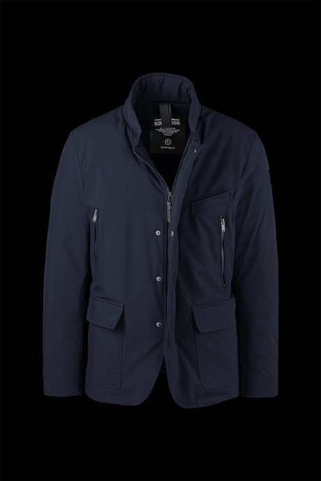 Giubbini uomo e giacche Uomo Giacca Imbottita Multitasche Softshell ... e674af7ae50
