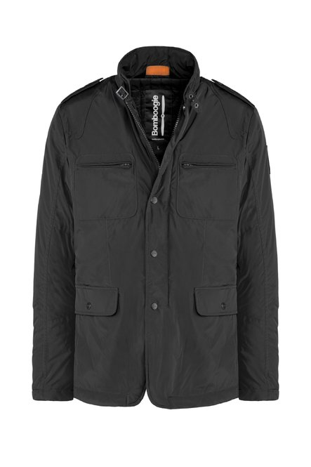 Recycled material field jacket PrimaLoft® PowerplumeTM padding