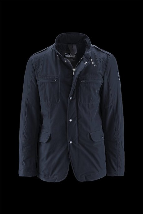Padded Jacket Multi Pocket