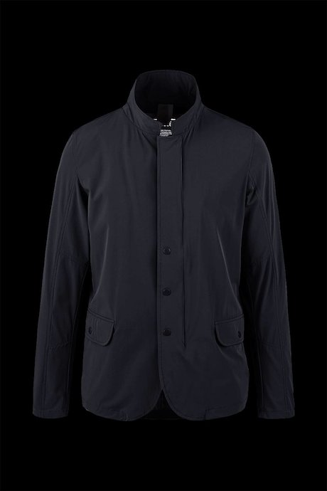 Jacket mandarin neck