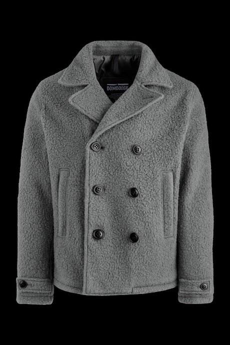 Doouble breasted short coat