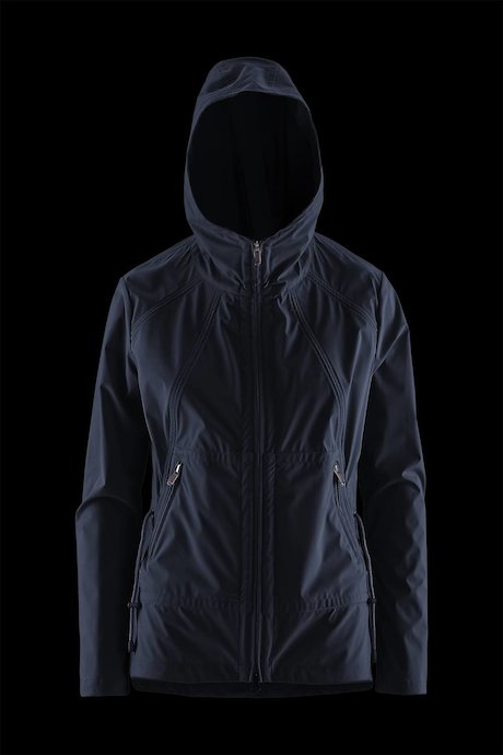 Woman's parka Softshell