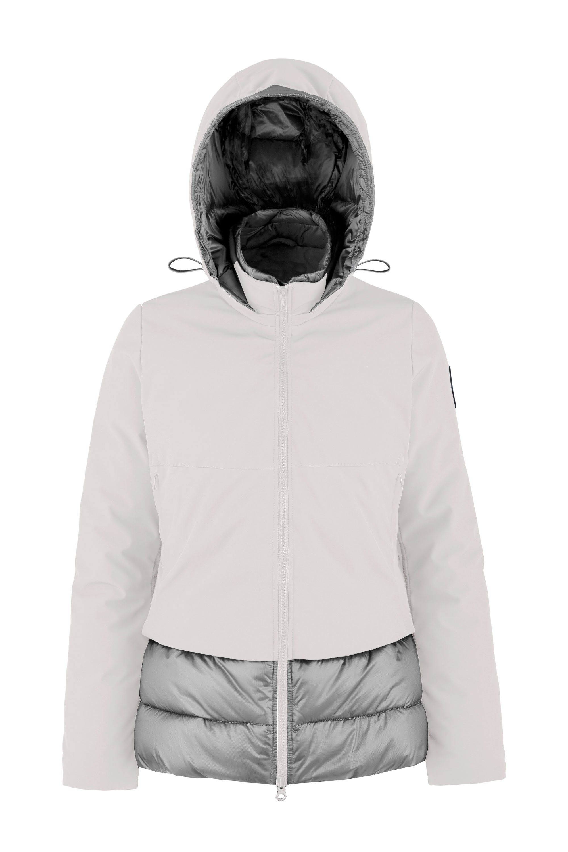 Piumino Corto in Nylon Ripstop Imbottitura 3M™ Featherless
