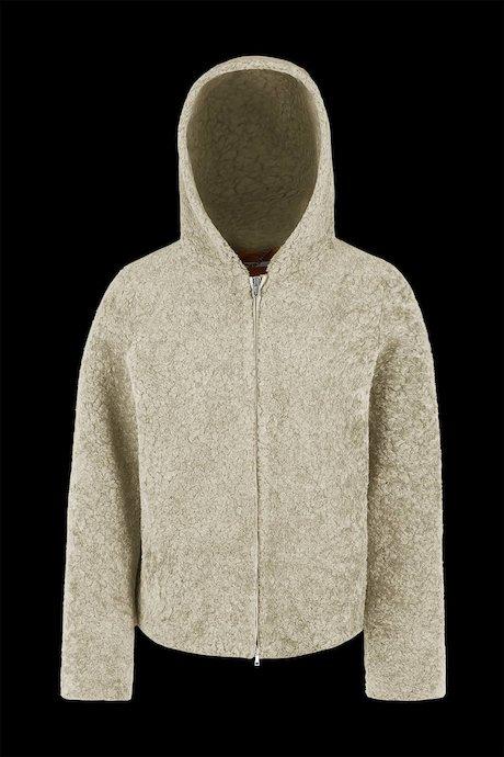 Eggy short coat