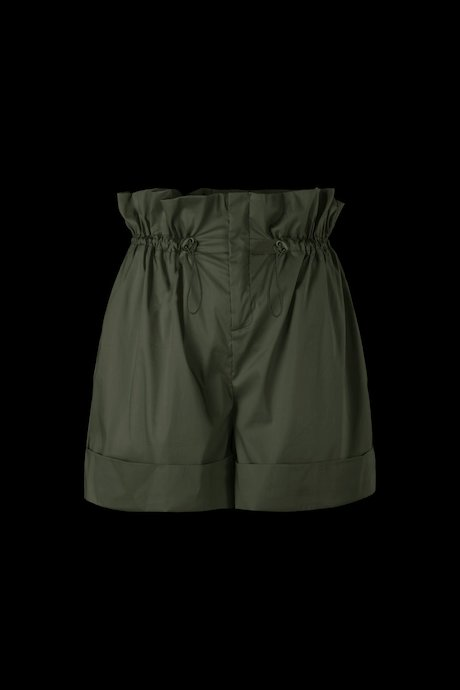 Shorts with coulisse