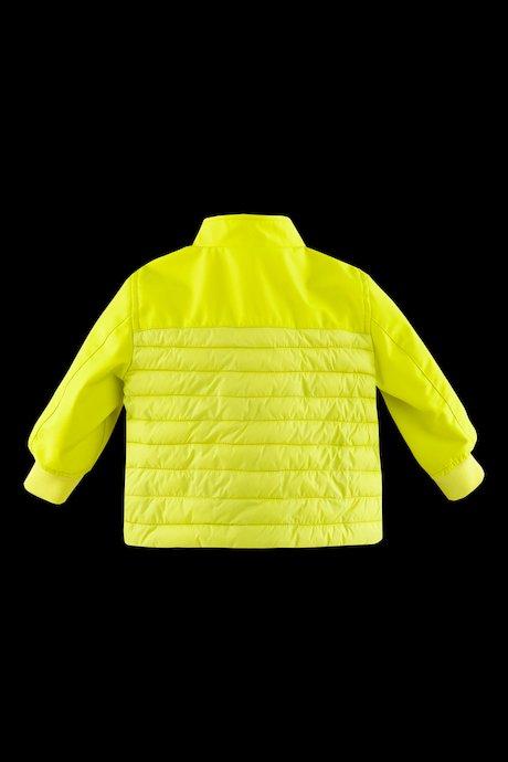 Baby bi material down jacket