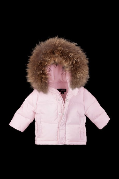 Baby Down Jacket Fur Inserts