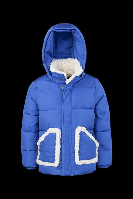 Down Jacket Sherpa Inserts