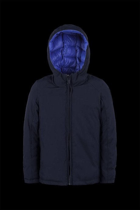 Reversible Down Jacket Softshell