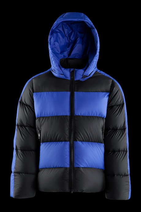 Two tones down jacket