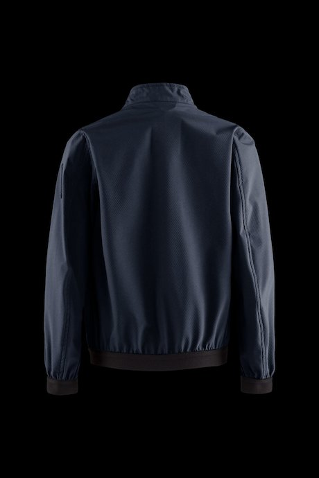 Boys' bomber jacket in nylon