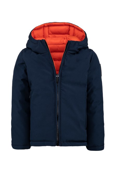 Synthetic reversible coat