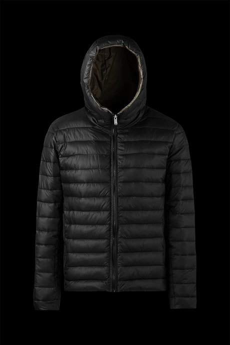 Reversible Down Jacket Medium Matt