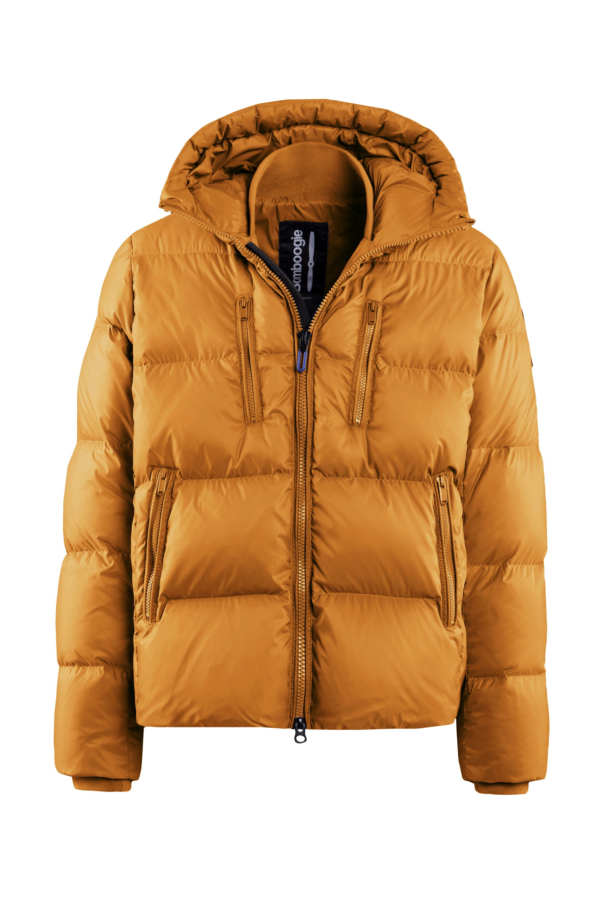 Helsinki Hooded Down Jacket
