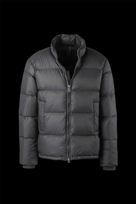 Medium Matt Down Jacket High Collar