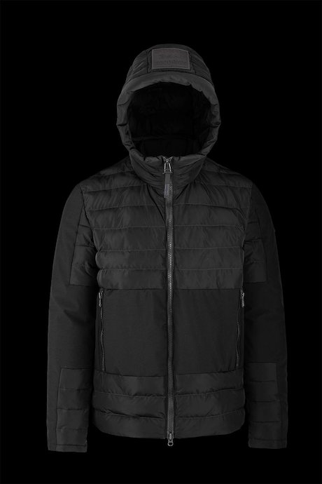 Down jacket PrimaLoft® padding recycled polyester