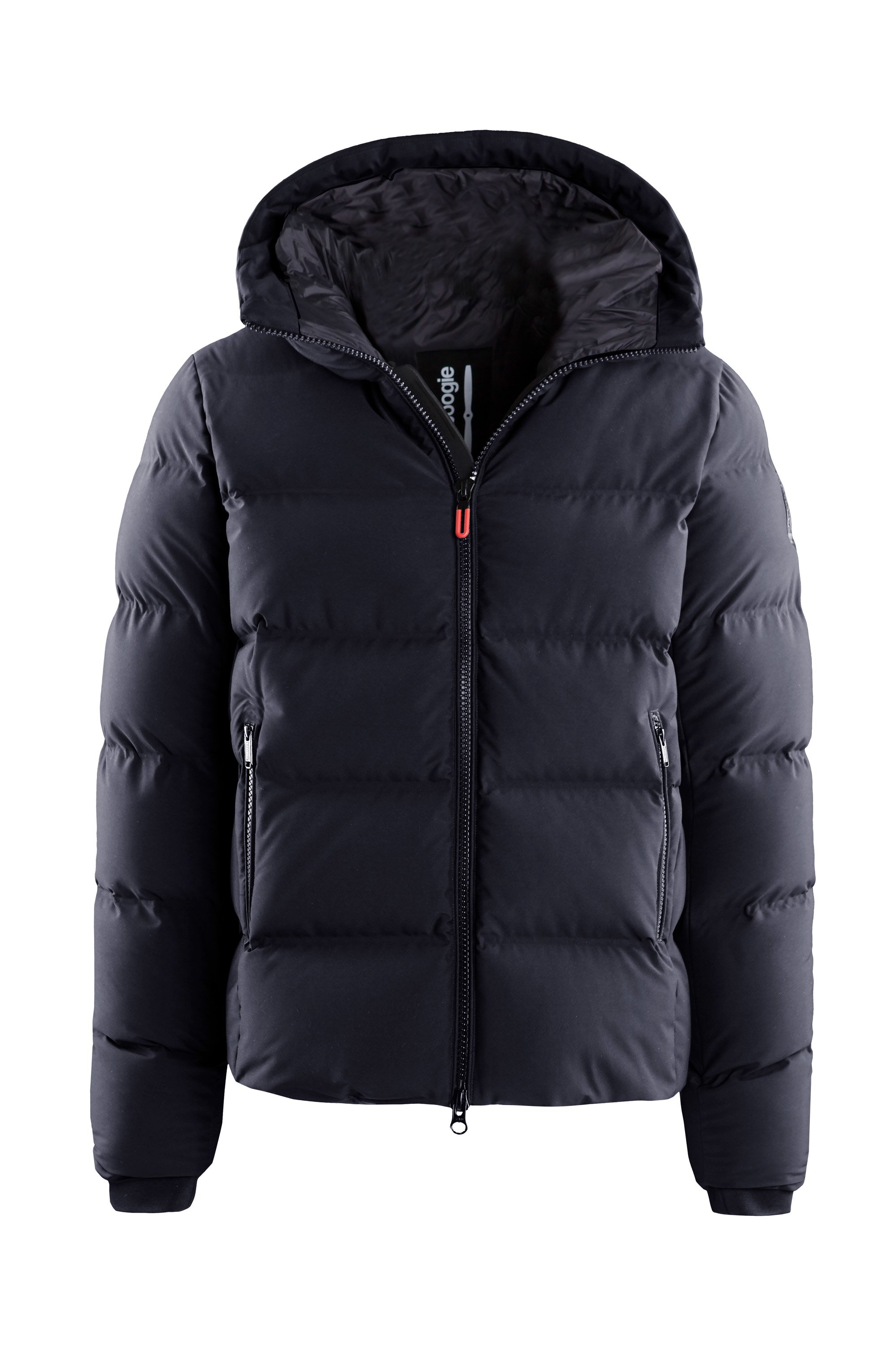 Toronto Hooded Down Jacket