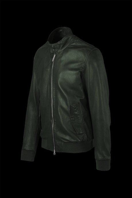 Leather Jacket Dafi
