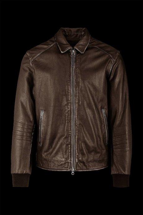 Dean leather jacket